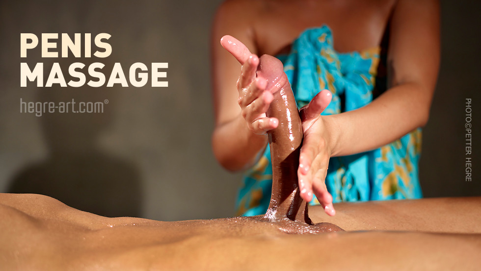 тайский массаж члена фото